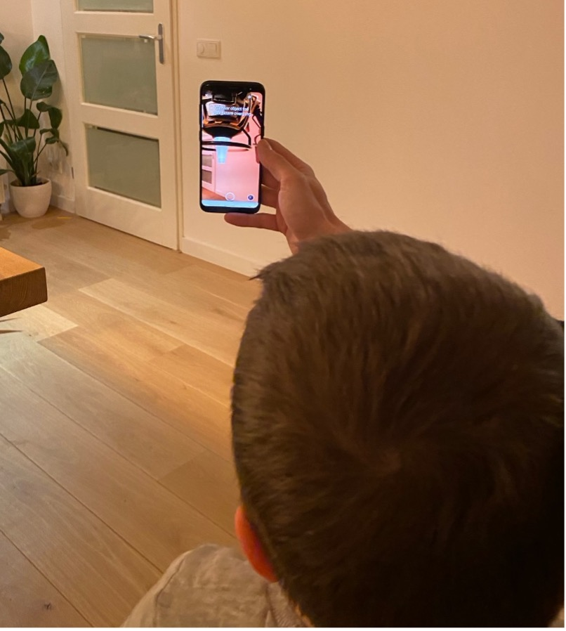 mobile, Augmented Reality