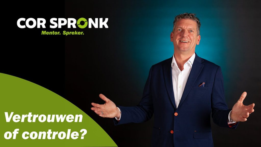 Vertrouwen of controle